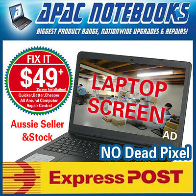 """A+ New 15.4"""" Hp Compaq 6730S Laptop Lcd Screen"""