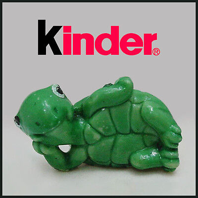 Rare 1987 Tapsi the Turtle by Kinder Ferrero - Germany
