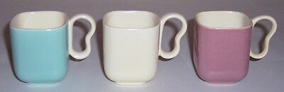 FRANCISCAN POTTERY METROPOLITAN IVORY DEMI CUP!