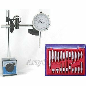 DIAL INDICATOR MAGNETIC BASE Precision FINE + POINT SET