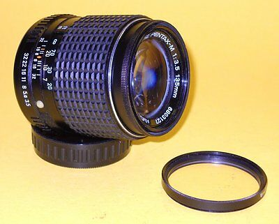 SMC Pentax-M 135mm 1:3,5 in extremely good condition!