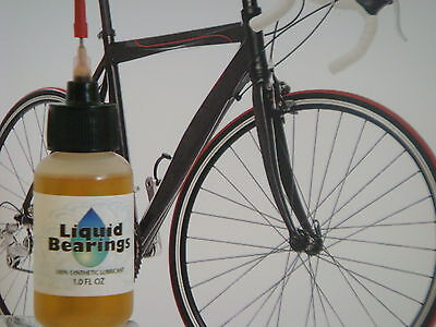 SUPERIOR synthetic oil for vintage bicycles & all their parts, PLEASE READ THIS!