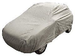 Water Resistant Breathable Small Full Car Cover To Fit Kia Pride