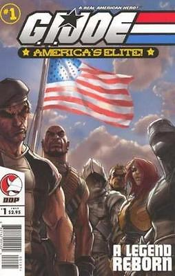 G.I. Joe America's Elite lot of 13 with #1 and #36 DDP