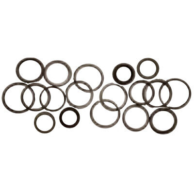 128728A1 Two 2 Skid Steer Loader Bucket Tilt Cyl Seal Kits for Case 1835C 1840