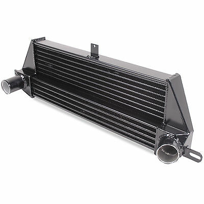 Black Edition Aluminium Alloy Front Mount Intercooler For Mini Cooper S R56 R57