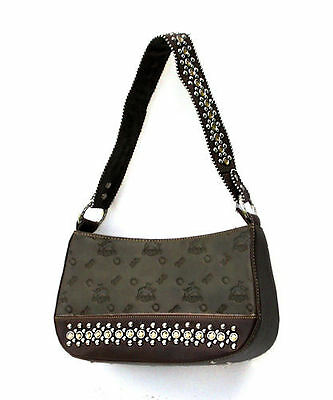 Horse  Westernladies Women's Country Road Usa  Rodeo  Handbag -Coffee - Sale