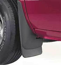 15-19 GMC Yukon XL Husky Liners Rear Molded Mud Guards Splash Flaps 2pc 59221