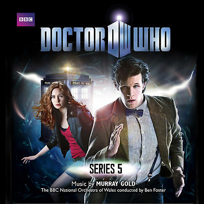Doctor Who - Music From Series 5