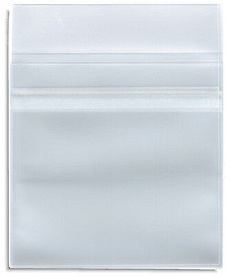 200-Pak =CLEAR PLASTIC POLY (CPP)= CD Sleeves, With Resealable Flap (4 x 50-Pak)