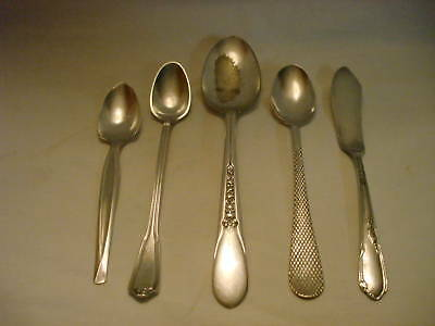 Silverplated Flatware Rogers-International-Reed&barton