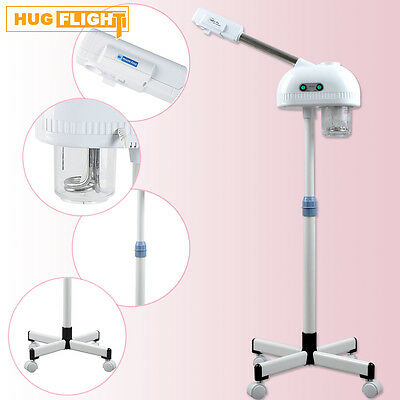 STAND FACIAL STEAMER Face Lift Blemish Acne Wrinkle Pimple Removal Beauty Care