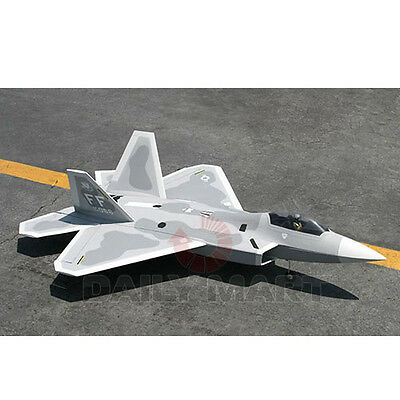 New RC Radio Electric EDF Jet Plane F-22 Ready-to-fly package+controller