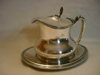 VINTAGE REED & BARTON #902 SILVERPLATED CREAMER