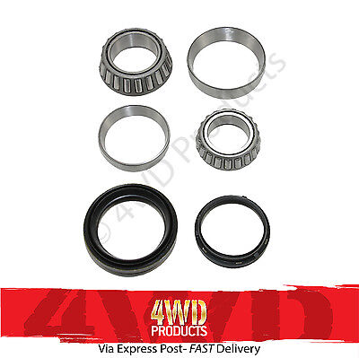 Front Wheel Bearing kit - for Nissan Patrol GQ (Y60) GU (Y61) Maverick