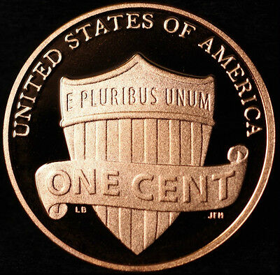 2011 S Lincoln Shield Penny ~ Gem Proof