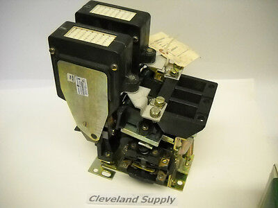 Ge Ds303A 2C01Dxa650Xf Industrial Dc Contactor  10A 600V  Nos Condition