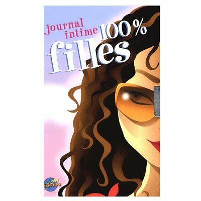 Journal Intime 100% Filles - Marc Alain