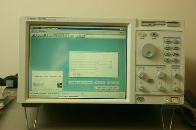 Agilent 16702B Logic Analyzer, Qty 2 16715A State/Timing Cards, -All Accessories