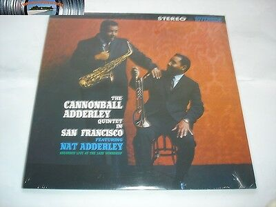The Cannonball Adderley quintet In San Francisco LP S/S