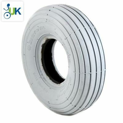 Mobility Scooter Tyre Ribbed - 260x85 - 3.00-4 - 300x4
