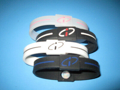 MLB-NBA-UFC-NFL Power Energy and Balance Wrist Bands Bracelets