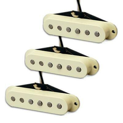 NEW! Lindy Fralin VINTAGE HOT STRAT Stratocaster Pickup Set with RW/RP Middle