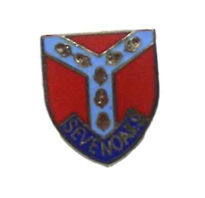 ALYTH QUALITY ENAMEL LAPEL PIN BADGE