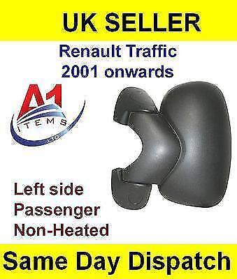 Renault Traffic  2001  Wing Mirror (Manual) Left/Passenger Side Non Heated