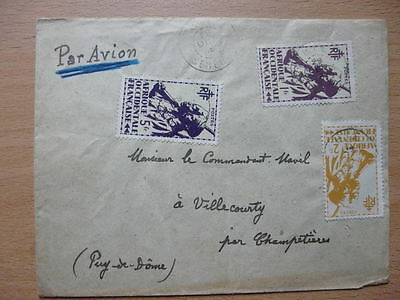 Lettre 1946 AOF