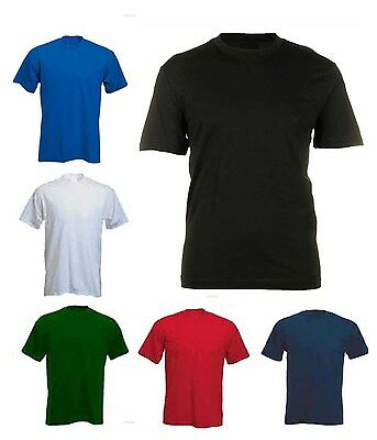 Mens Breathable Premium T Shirts Sizes XS to 7XL By MIG - WORK SPORT LEISURE 301