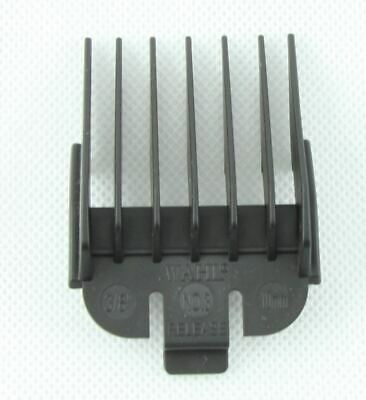 Wahl Standard Fitting Hair Clipper Attachment Comb Number 3 10mm Black