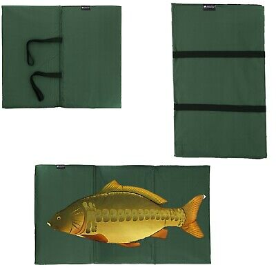 New Carp Coarse Fishing Unhooking Mat 100Cm X 60Cm X 1Cm