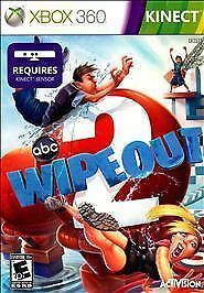 Brand New Wipeout 2 / Game Xbox 360 X360 Wipe Out Video 2011 Sealed Activition 1