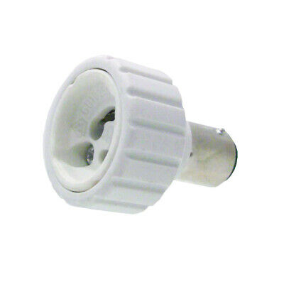 B15 to GU10 LED/CFL Light Lamp Adapter Converter Bayonet
