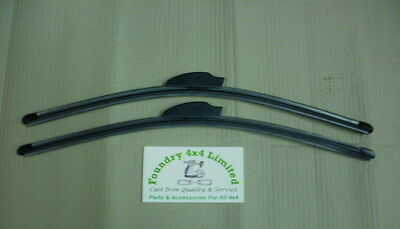 Land Rover Discovery 4  Windscreen Wiper Blades