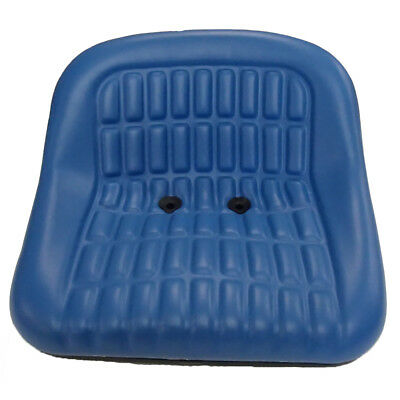 Blue Pan Seat for Ford Tractor 2600 3000 3300 4000 4400 5000 5900 6600 7000 7200