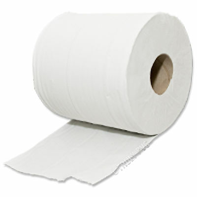 PREMIUM CLEANING TISSUE LINT FREE 195mm x 150mm SUPPLIES INDUSTRIAL SIZED ROLLS