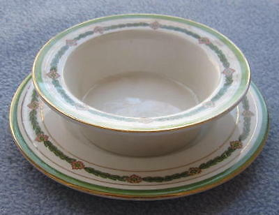 Booths England Ramekin and Underplate