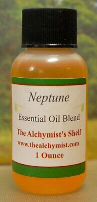 Neptune Planetary Astrological 1 Oz Essential Oil for Ritual Wicca Alchemy Pagan