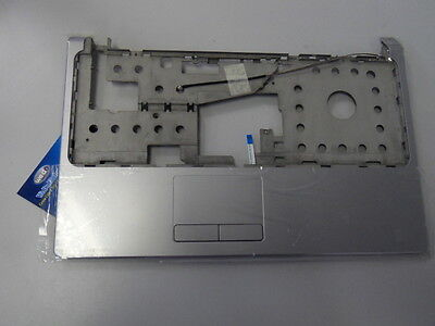 NEW OEM DELL STUDIO 1457/1458 PALMREST TOUCHPAD W/ MOUSE BUTTONS, 0XJTY