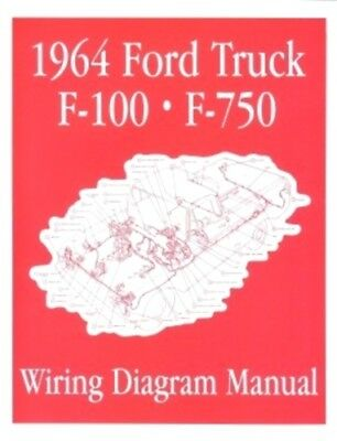 Stupendous Transmatic Transmission Wirings Of 1964 Ford B F And T Series Truck Wiring 101 Mecadwellnesstrialsorg