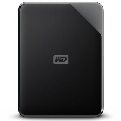 "Western Digital WD Elements SE 1TB 2.5"" USB 3.0 Portable External Hard Drive HDD"