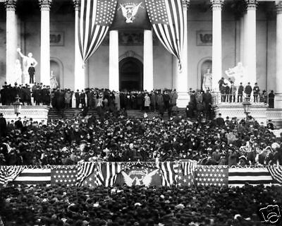 Grover Cleveland Presidential Inauguration 8X10 Photo