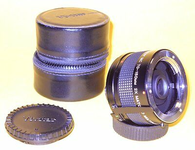 Vivitar MC 70-150mm 2X MATCHED MULTIPLIER for Minolta M/MD
