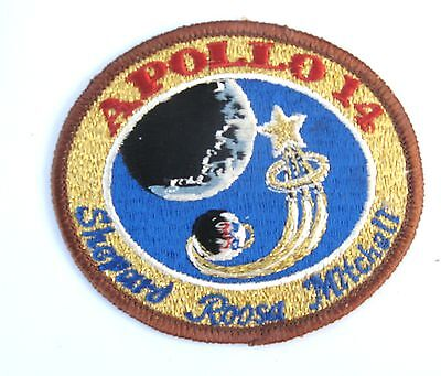 Nasa Apollo I Spase Mission Patch White, Grissom, Chaffee ...