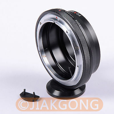 """Canon FD Lens to Micro 4/3 M4/3 adapter with 1/4"""" Tripod Mount E-PL3 PL1 GF3 GF2"""