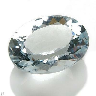 Masterpiece Collection: Oval Faceted AAA Natural Aquamarine (5x3mm to 8x6mm)