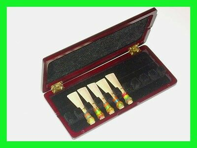 * 5 Bassoon Reeds & Reed Case Package, Save more!