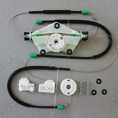 Vw Passat B5 Electric Window Regulator Repair Kit Front Right Driver Side Osf
